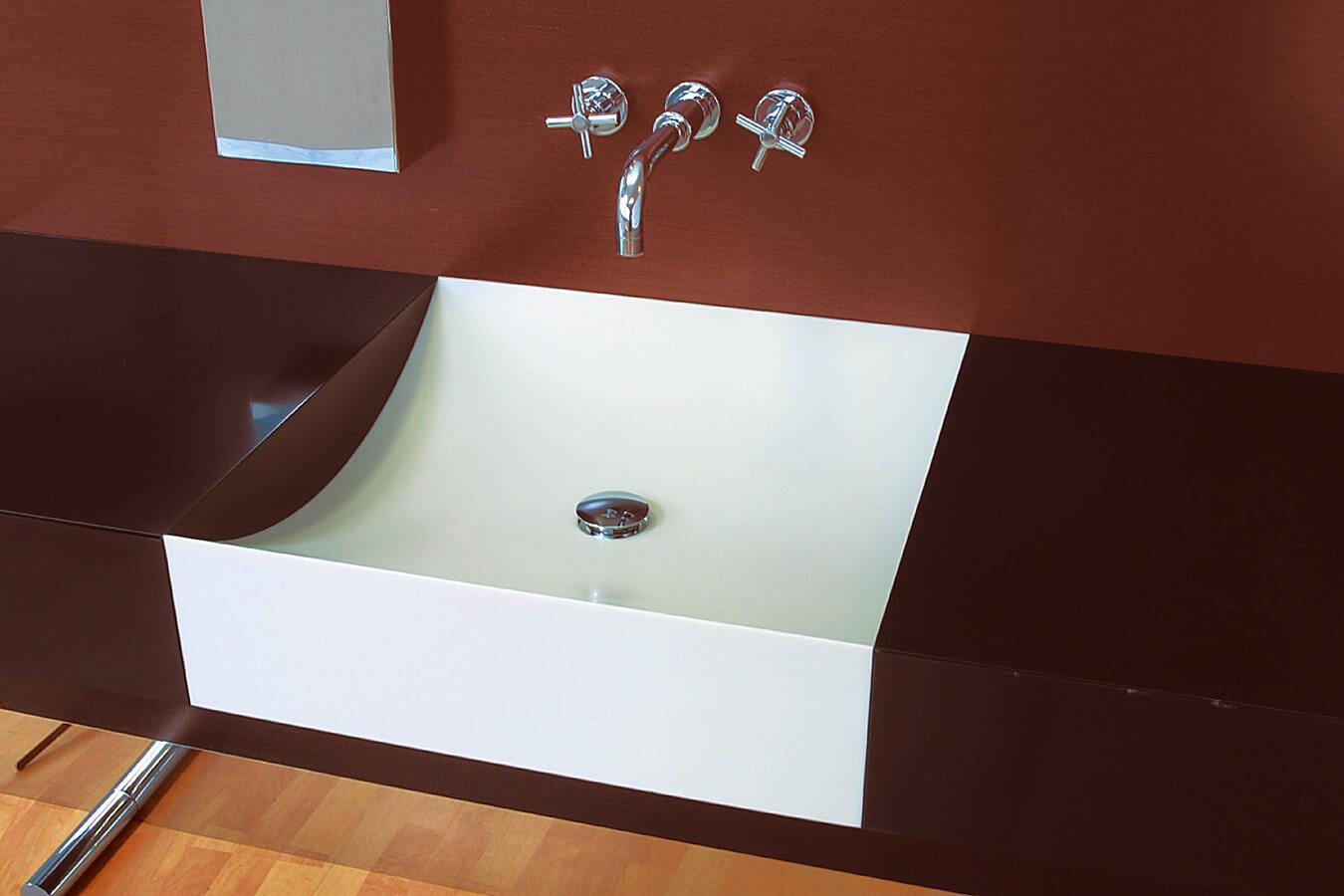 Corian Badkamer Onderhoud : Corian badkamer u badkamermeubel op maat correnti